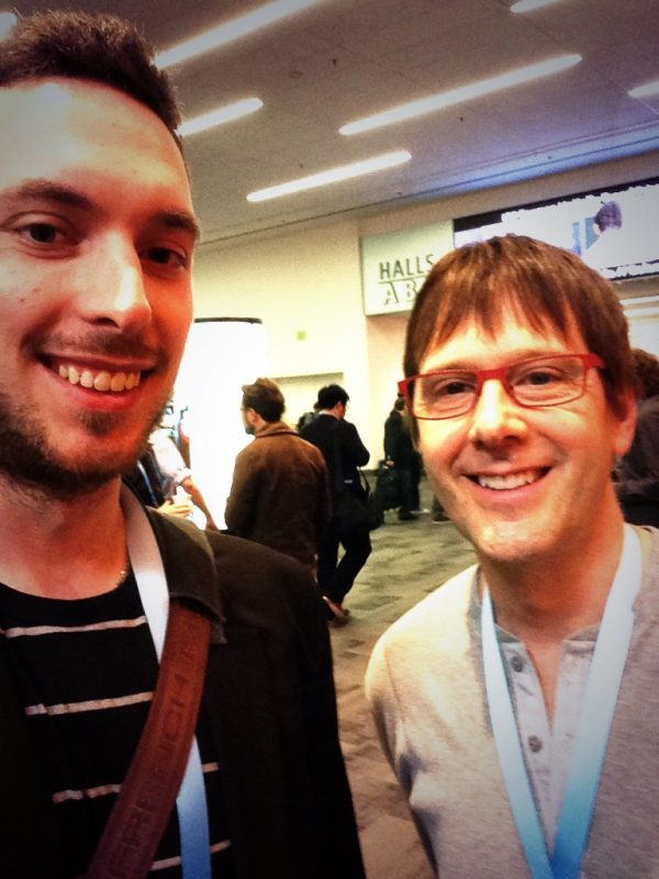 w/ Mark Cerny (Sony)