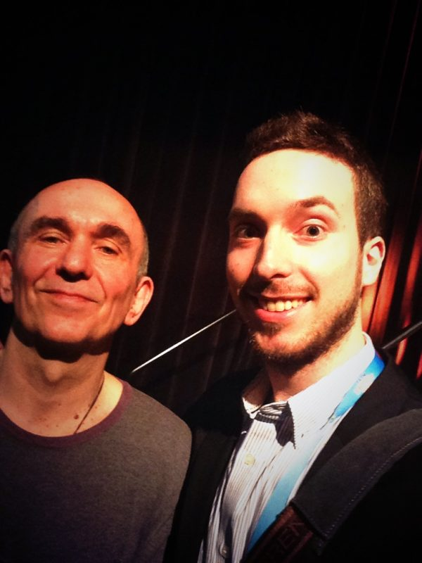 w/ Peter Molyneux (22Cans)