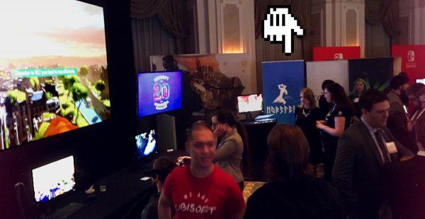 w/ Ubisoft (ESAC Ottawa)